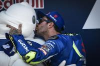Suzuki Sesali Tragedi Iannone di Sirkuit Le Mans