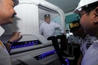 Penampakan Hotel Kapsul di Atas Kapal, Ingin Coba?