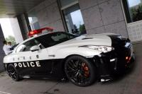 Nissan Sumbangkan Sportcar GT-R untuk Patroli Polisi