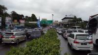 Urai Kemacetan di Jalur Puncak, Polisi Tingkatkan Pengamanan
