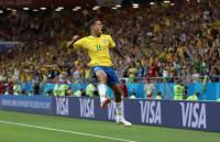 Brasil Unggul 1-0 dari Swiss di Babak Pertama