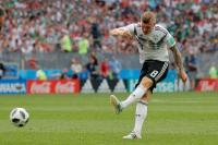 Kroos Anggap Jerman Berada dalam Tekanan Saat Ini