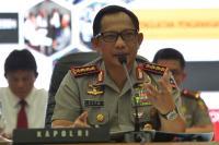 Pantau Arus Balik di Pos Gringsing, Kapolri Imbau Anggotanya Waspadai 20 Juni