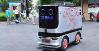 Robot Canggih Kirim Barang Belanja Online Sampai ke Rumah