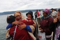 Satu Keluarga dari Binjai Diduga Jadi Korban Tenggelamnya Kapal di Danau Toba