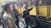 Ombak Setinggi 3 Meter Hadang Distribusi Logistik Pilgub Jatim Kepulauan Masalembu