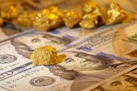 Investor Lebih Tergiur Dolar AS, Harga Emas Pun Meredup