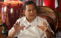 Prabowo Ajak Kader dan Simpatisan Salat Istikharah untuk Kemenangan Aswari-Irwansyah