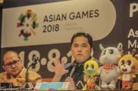 Korea Utara Minta Tambah Ofisial di Asian Games 2018