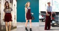 Tak Selalu Mewah, Bahan Velvet Juga Bisa Terlihat Kasual, Ini 4 Tips Mengenakannya!