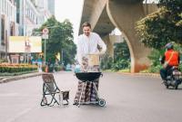 5 Cara Nyeleneh Berfoto di Jakarta, Cuma Bisa Dilakukan saat Libur Lebaran