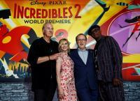 Main Bareng di The Incredibles, Craig Nelson Tak Pernah Bertemu Sang 'Istri'