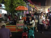 Bernostalgia Menikmati Kuliner Khas Betawi di Jakarta Fair Kemayoran 2018