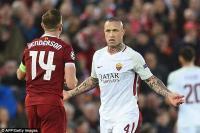 Radja Nainggolan Konfirmasi Pindah ke Inter Milan