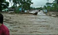 Banjir Bandang Terjang Banyuwangi, 325 Rumah Warga Rusak