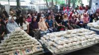 DPD Perindo Cirebon Gelar Bazar Murah Sembako