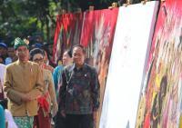 Seharian di Bali, Ini yang Dilakukan Jokowi