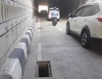 Penutup Gorong-Gorong Underpass Mampang Hilang Lagi, Pemprov DKI Bakal Pasang CCTV