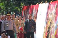 Jokowi: Kita Bangun Infrastruktur Budaya untuk Peradaban di Masa Depan