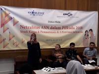 Jelang Pilkada, Lima Daerah di Indonesia Dinilai Rawan PNS Tidak Netral