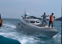 TNI AL Kerahkan Dua Armada Cari Korban Kapal Kargo Tenggelam