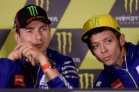 Rossi Jelaskan Hubungannya dengan Lorenzo Sewaktu di Yamaha