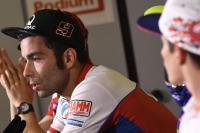 Petrucci Syukuri Hasil yang Diraih pada MotoGP Catalunya 2018