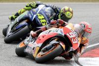 Marquez Dinilai Lebih Kuat ketimbang Rossi di MotoGP 2018