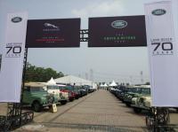 Uji Ketangguhan Jajaran Produk Jaguar Land Rover di Indonesia