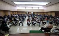 Pendaftar Mahasiswa Baru Unhas Jalur Mandiri Membeludak
