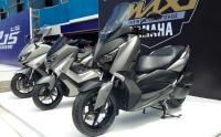 Yamaha Kumpulkan Ribuan Pemilik Skuter Bodi Bongsor di Borobudur
