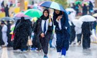 Arab Saudi Luncurkan Matir, Sistem untuk Prediksi dan Penanggulangan Cuaca Ekstrem