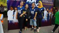 Dinner Bersama Finalis Jadi Salah Satu Keuntungan yang Didapat Peserta Okezone Run With Idol