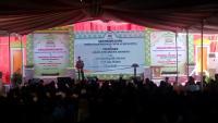 Jokowi Groundbreaking Ponpes MTA di Karanganyar