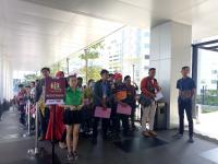 Ribuan Peserta Serbu Audisi KDI 2018 di Jakarta