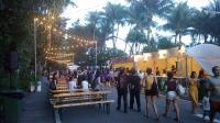 Dream Come True, Jalan-Jalan di Sentosa Singapura dalam SFF 2018
