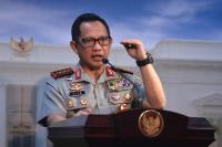 Kapolri: Terduga Teroris di Jalan Kaliurang Merupakan Kelompok Jemaah Ansharut Khilafah