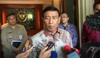 Polri Ciduk 200 Terduga Teroris, Wiranto: Ya Tangkap Saja, Masa Dibiarkan!
