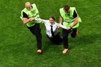 Ini Fakta Band Punk Pussy Riot Penerobos Final Piala Dunia 2018