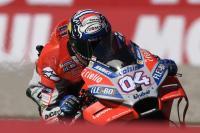 Dovizioso Kurang Puas dengan Hasil MotoGP Jerman 2018