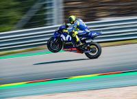 Rossi Nilai YZR-M1 Lebih Baik di MotoGP Jerman 2018