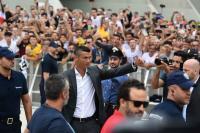 Cristiano Ronaldo Tiba di J Medical untuk Jalani Tes Medis Bersama Juventus