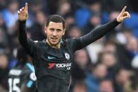 Pelatih Belgia Dorong Hazard Hengkang dari Chelsea