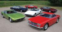 Rumah Lelang Inggris Akan Tawarkan 6 Mobil Langka Maserati