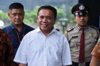 KPK Blokir Rekening Gubernur Irwandi Yusuf dan Tersangka Suap Dana Otsus Aceh