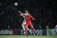 Persija Jakarta Takluk 0-2 dari Bali United
