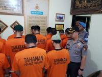 Polisi Tetapkan 14 Napi sebagai Tersangka Pengeroyokan ASN yang Tewas di Sel Tahanan Subang