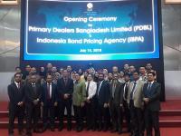 Bangladesh Belajar Pasar Surat Utang ke Indonesia