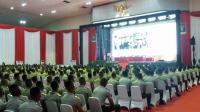 Wapres JK Ingin Ratusan Capaja TNI-Polri Siap Ditempatkan di Pelosok Daerah