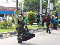 Kiriman Paket Diduga Bom Bikin Heboh Warga Banda Aceh